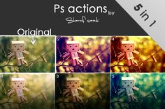 photoshop actions - 4 by Honestheart26.deviantart.com on @deviantART
