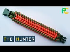(3) The Hunter Paracord Bracelet - YouTube