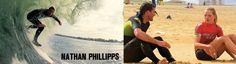Nathan Phillipps - Pro Rider  #surf