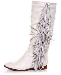 Goth Leather High Heel Boots / Vintage 70s Biker Boots / Vintage ...