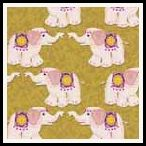 free merry elephant backing paper pack  available in many colours