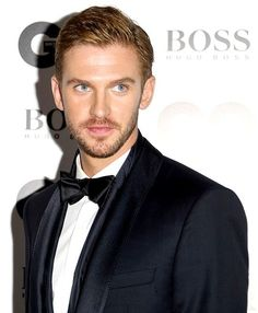 Dan Stevens.  one of the many reasons to watch downton abbey.