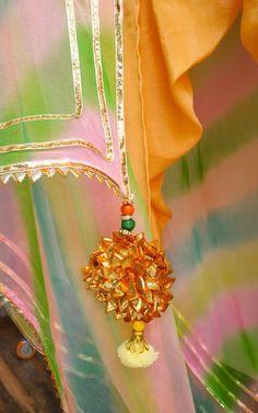 Light Yellow Peplum Kurti with Dhoti Pants – LabelKanupriya Hand Embroidery Dress, Kurti Embroidery Design, Saree Tassels Designs, Mehndi Dress, Dress Neck Designs, Kurti Designs Party Wear, Party Wear Dresses, Indian Designer Wear, Statement Earrings
