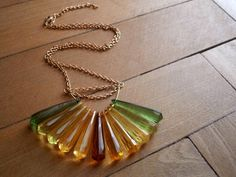 Jewellery: Into the wild necklace Pendant Necklace, Diy, Jewelry, Jewlery, Bricolage, Jewerly, Schmuck, Do It Yourself, Jewels