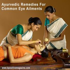 Discover causes, #Ayurveda cures and #remedies for Common #Eye #Ailments.