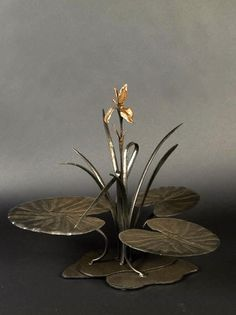 Designs In Iron :: Flowers