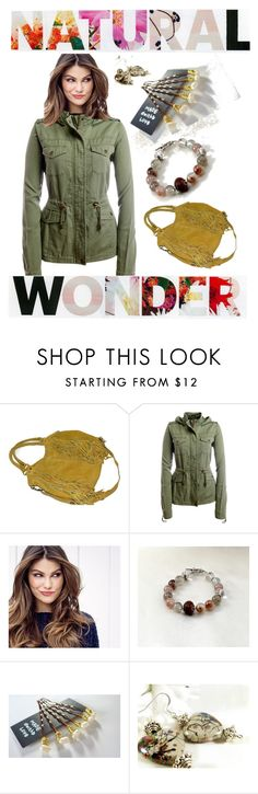 """""""Natural Wonder"""" by temptteam ❤ liked on Polyvore featuring Aéropostale and ULTA"""