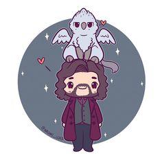 Sirius Black  by Naomi Lord