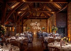 The Best Barn Wedding Venues in Surrey - The Barn at Bury Court | CHWV