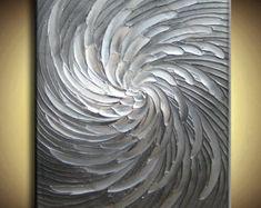 Benutzerdefinierte Original LARGE Abstract von NaturalArtbyElena
