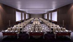Jumeirah at Etihad Towers Hotel, Abu Dhabi - Meeting Room -Classroom set up