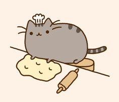 Kneading the bread - Imgur