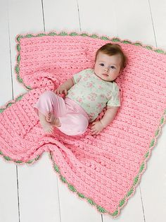 Ravelry: Cuddle & Coo Blanket pattern by Terry Day