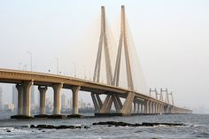 New age engineering marvel, Bandra-Worli sealink is India's first cable-stayed sea bridge