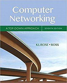 Computer Networking: A Top-Down Approach (7th Edition) PDF Book - Mediafile Free File Sharing