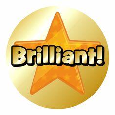 Buy Mini Metallic Gold Star Praise Stickers from School Stickers Teacher Stickers, Reward Stickers, Funny Stickers, Star Stickers, Funny Emoticons, Animated Emoticons, Funny Emoji, Funny Minion, Funny Jokes