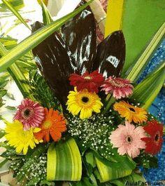 Curso gratis de Arreglos florales con flores naturales - Introducción | AulaFacil.com: Los mejores cursos gratis online