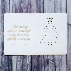 NőiCsizma | A karácsony varázspálcája - hímezhető képeslap