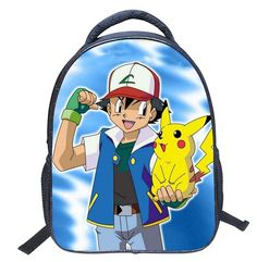 Lightweight Fashion Design Quality Canvas Nylon Student Backpack 18 Designs