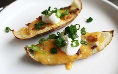Potato Skins Recipe on Yummly