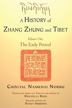 """Norbu has made many discoveries only now being widely acknowledged—in part, by not being dismissive of mythography..."""