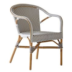 Our Affäire chairs are for covered areas outside in summertime and for indoor use. The chairs can stand a rain shower, but not daily rain. When used outdoors the rattan frame will turn greyish like teak. Do not use in heavy rain and do not leave outside all year long.