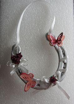 Wedding Horse Shoe Gift OOAK Besboke Horseshoe