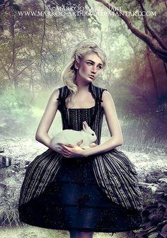 Creative Photo Manipulations by Markoo Marben