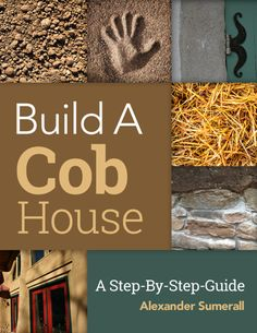 Build a Cob House Black Friday Book Sale