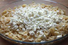 Φιογκάκια ογκρατέν ⋆ Cook Eat Up! Pasta Recipes, Macaroni And Cheese, Ethnic Recipes, Food, Essen, Mac And Cheese, Yemek, Meals, Pasta