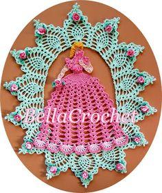 Crochet Pattern- More Vintage Floral Doilies- Five Different Designs PDF del ganchillo patrón más tapetes y cinco por BellaCrochetPDF del ganchillo patrón más tapetes y cinco por BellaCrochet Crochet Doily Patterns, Thread Crochet, Crochet Designs, Crochet Doilies, Crochet Flowers, Crochet Lace, Free Crochet, Crochet Coaster, Vintage Floral