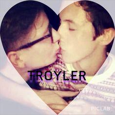 My edit. Awww Troye Sivan and Tyler Oakley...awww