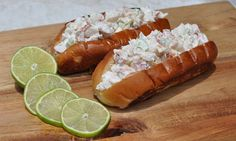 Lobster Roll - Powered by @BBQpit.de