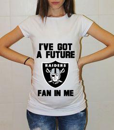 Oakland Raiders Baby Oakland Raiders Shirt Oakland by FreshBreak