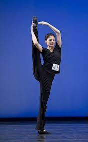 Madeline. -Dance comp.