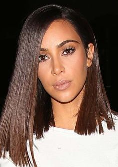 Batalha de Cabelo: Kim Kardashian   Just Lia