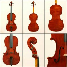 """Violino  mod. A. Stradivari """"Medici 1716""""  Cremona  2016"""