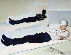 Marlene Dumas / The Face of the Painter, 1987