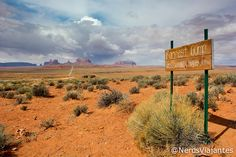Forrest Gump Point - Monument Valley - USA