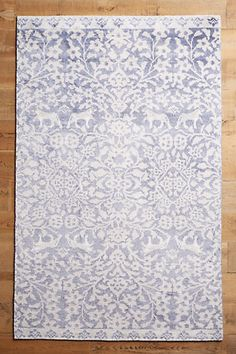 Cantering Rug #anthropologie