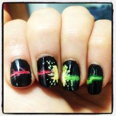 Splat nails