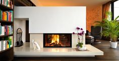 Spartherm Feuerungstechnik - fireplace inserts, stoves, ebios-fire, Royal Nosta
