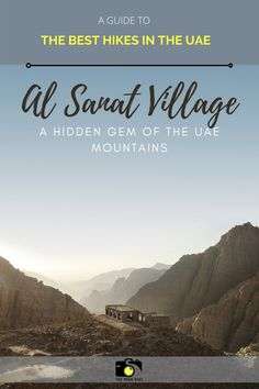 Explore UAE beyond Dubai and go on a hike to ras al Khaimah mountains in Wadi Naqab. Visit an ancient village on the top of the mountain. This is an intermediate level hike in use that has part suitable for beginners as well. | travel to dubai | dubai travel | uae travel tips | uae road trip | uae hikes #uae #hike #uaehikes #uaetravel #dubaihikes Ras Al Khaimah, Mountain Village, Dubai Travel, Best Hikes, Hiking Trails, Uae, Travel Tips, Road Trip, Explore