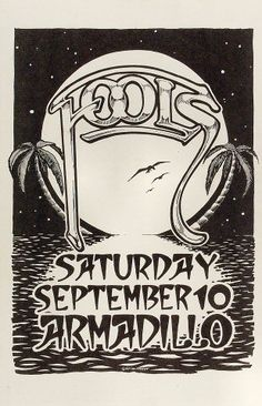 armadillo world headquarters posters - Google Search