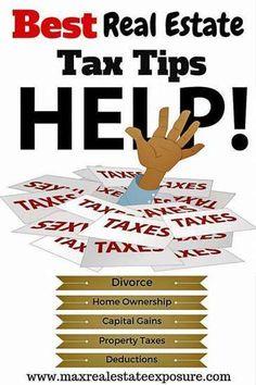 Best Real Estate Tax Tips. http://www.scoop.it/t/real-estate-by-bill-gassett/p/4060128378/2016/02/22/best-tax-tips-for-real-estate