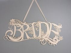 Gorgeous laser cut designs from Comeuppance | onefabday.com
