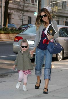 SJP and her daughter are darling in their shades #BabiatorsNation