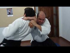 Hapkido Hair Grab Techniques 1 and 2 - YouTube