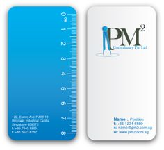 PM2 Namecard Design