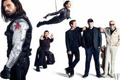 Vingadores: Guerra Infinita | Revista revela as primeiras fotos oficiais do filme - Jovem Nerd
